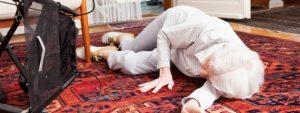como evitar queda na 3º idade?